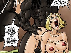 interracial comics bbc deep..